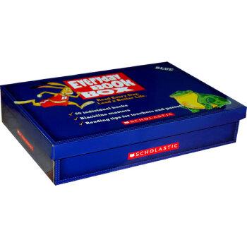 Everyday Book Box: Blue 《天天阅读》第三级-蓝色套装 9780545377591