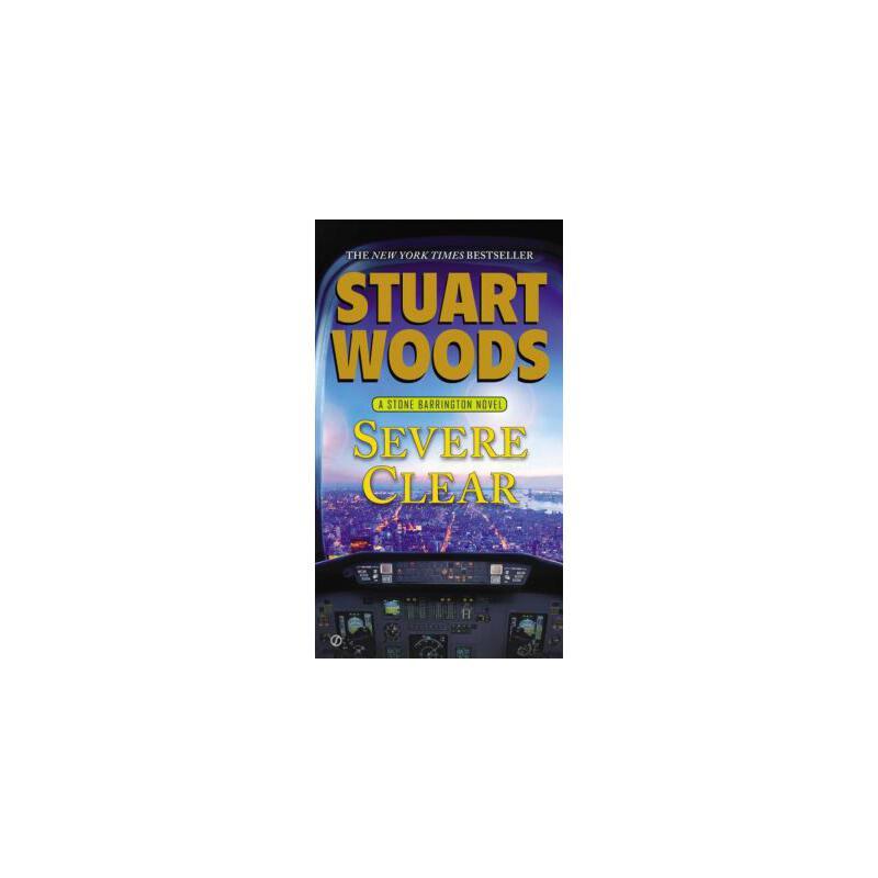 【预订】Severe Clear 9780451414373 美国库房发货,通常付款后3-5周到货!