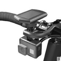 可调节车灯手机延伸自行车支架码表底座摄像机挂架角度支架