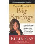 LITTLE BOOK OF BIG SAVINGS(ISBN=9780307458612) 英文原版