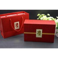 蜂蜜包装礼盒/土蜂蜜包装盒/2斤装蜂蜜礼盒/通用定制(不含瓶子)单款十个起拍 +勺子