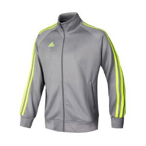 adidas/阿迪达斯 男士  男装运动夹克经典三条纹外套