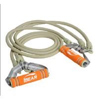 伊贝尔 双色泡棉 家庭健身器材 Y-015三管拉力器
