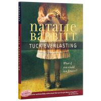 【中商原版】英文原版 Tuck Everlasting 不老泉 纽伯瑞奖作家Natalie Babbitt 少儿小说 儿