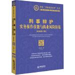 刑事辩护实务操作技能与执业风险防范(2014修订版)(新刑诉法下刑辩律师办案必备工具书)
