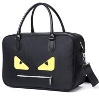 大容量小怪兽旅行袋 女士手提短途旅行包女健身包行李包