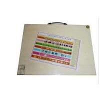 京潮港美术 米开朗 达芬奇 4K画板 绘图板(带手提)素描画板