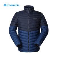 Columbia哥伦比亚户外男800蓬松度鹅绒保暖轻便羽绒服WE5111