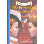 Classic Starts: The Prince and the Pauper《王子与贫儿》精装 ISBN 9781402736872