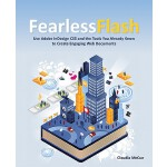 【预订】Fearless Flash: How to Use Adobe InDesign CS5 and the T
