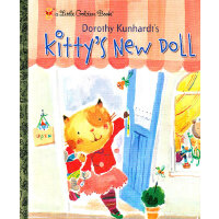 Kitty's New Doll (Little Golden Book) 小猫的新娃娃(金色童书) ISBN 978