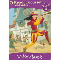 Ladybird Read It Yourself: Level 4 Workbook 小瓢虫分级阅读第四级练习册
