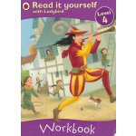 Ladybird Read It Yourself: Level 4 Workbook 小瓢虫分级阅读第四级练习册