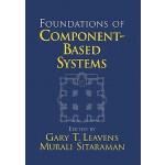 【预订】Foundations of Component-Based Systems