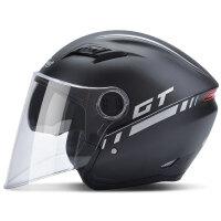 头盔男电瓶车女士夏季四季冬季半盔帽个性酷电动摩托车