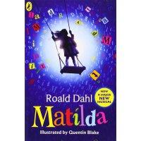 英文原版 Matilda 玛蒂尔达
