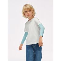 蕉下零触系列亲子防晒袖套冰袖女防紫外线手臂套袖宝宝儿童款透气