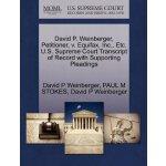 David P. Weinberger, Petitioner, v. Equifax, Inc., Etc. U.S