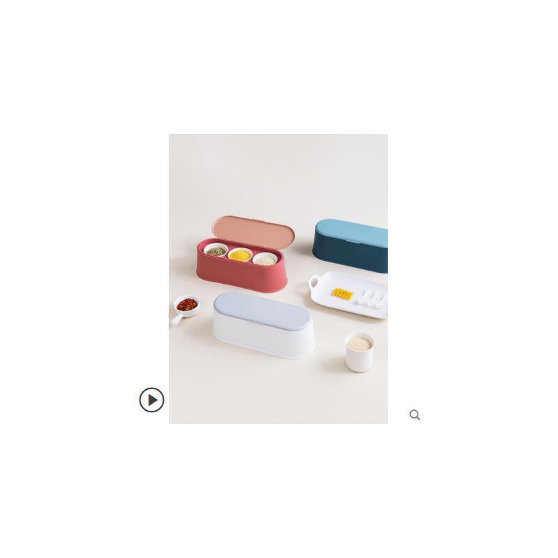 陶瓷调味罐套装盐罐家用调料罐厨房用品佐料味精盐糖调味盒