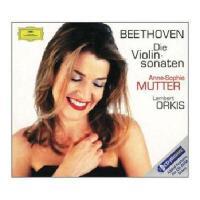[现货]进口原版 CD 贝多芬:小提琴奏鸣曲全集