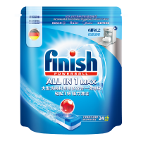 finish光亮碗碟洗碗机专用洗涤块 洗碗块489g*30块 洗涤剂洗涤块洗碗粉 西门子方太美的