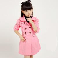 5秋季4女童6长袖公主风衣外套7儿童装8小女孩9卫衣3-12岁10韩版11