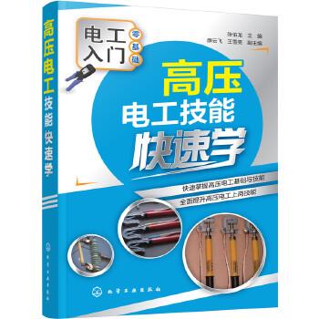 高压电工技能快速学 易学  好用  内含高压电工所需知识和技能