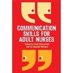 【预订】Communication Skills for Adult Nurses