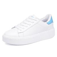 新款透气港风板鞋街拍小白鞋百搭休闲鞋帆布鞋女学生韩版休闲鞋