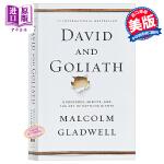 【中商原版】逆转:弱者如何找到优势,反败为胜 英文原版David and Goliath