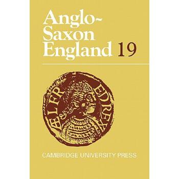 【预订】Anglo-Saxon England 9780521038430 美国库房发货,通常付款后3-5周到货!