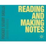 【预订】Reading and Making Notes 9780230247581