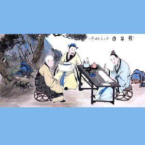 中国青年美术家协会常务理事,中国扇子艺术学会会员,中国山水画院专业画家,山东美术家协会会员,国家一级美术师高云鹏(雅集图)