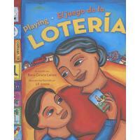 【预订】Playing Loteria / El Juego de La Loteria (Bilingual): E