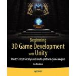 【预订】Beginning 3D Game Development with Unity