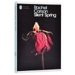 【中商原版】寂静的春天 英文原版 Silent Spring 企鹅经典 蕾切尔・卡森 Rachel Carson 环境