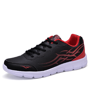 新款休闲皮鞋透气男鞋潮流板鞋韩版运动鞋秋季