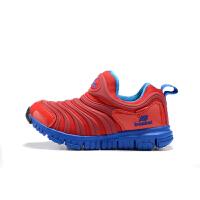 新百伦鞋业公司授权NB BaoBei中童大童男女童鞋复古休闲跑步鞋毛毛虫系列
