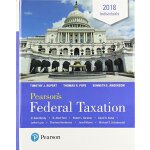 【预订】Pearson's Federal Taxation 2018 Individuals Plus My
