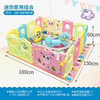 儿童家用滑滑梯室内滑滑梯室内家用儿童小型秋千宝宝家庭游乐园围栏组合设备小孩玩具