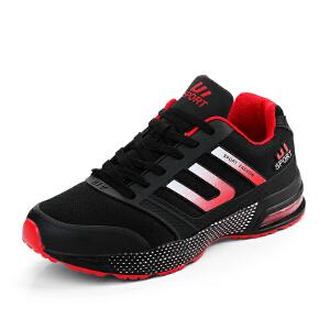 秋季新款男士运动鞋潮鞋透气休闲男鞋韩版学生板鞋跑步鞋子男