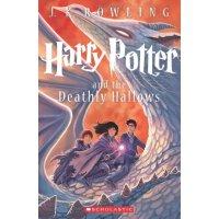 哈利波特与死亡圣器 第七部 大结局 英文原版 Harry Potter and the Deathly Hallows