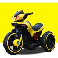 儿童电动摩托车3-10岁小孩玩具车三轮车可坐人男女宝宝电动车童车
