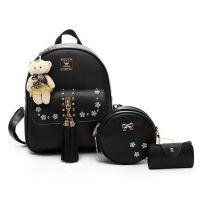 新款儿童双肩包小女孩背包女童小学生书包韩版时尚中大童旅游包包潮