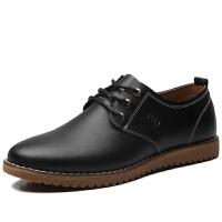 波图蕾斯当季新款时尚商务休闲鞋男鞋韩版潮流男士户外休闲皮鞋大码鞋