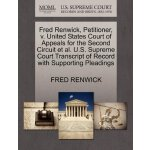 Fred Renwick, Petitioner, v. United States Court of Appeals