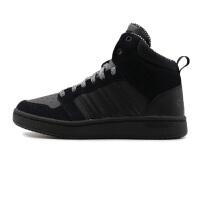 Adidas阿迪达斯 女鞋 NEO高帮耐磨运动休闲鞋 CG5753