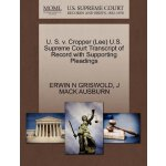 U. S. v. Cropper (Lee) U.S. Supreme Court Tran****** of Rec
