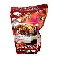 澳洲直邮 Morlife混合谷物营养早餐麦片 健康零食 1kgX2袋价