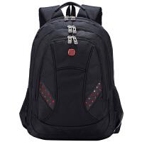 BET. 双肩包男士 时尚商务背包14英寸双肩电脑包黑色 BT62040BL 黑色